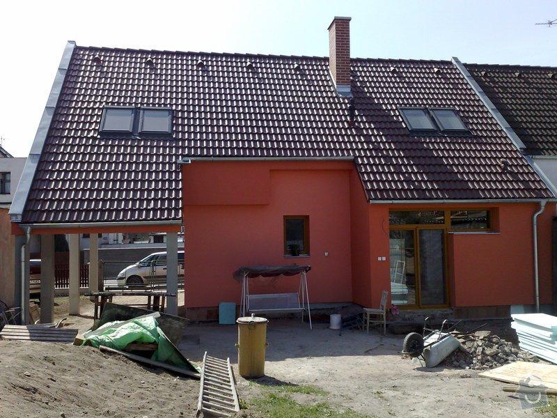 Dřevokonstrukce, rekonstrukce RD na klíč: 150420091420