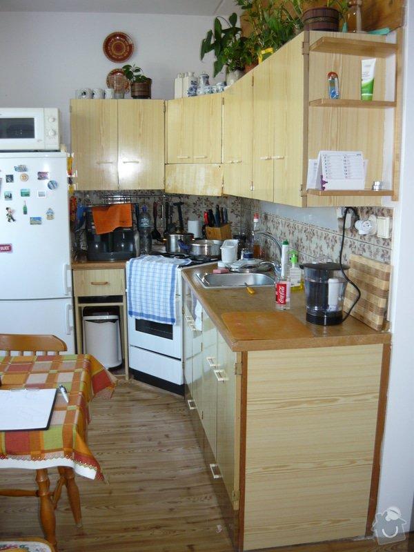 Rekonstrukce kuchyňské linky: P1000089
