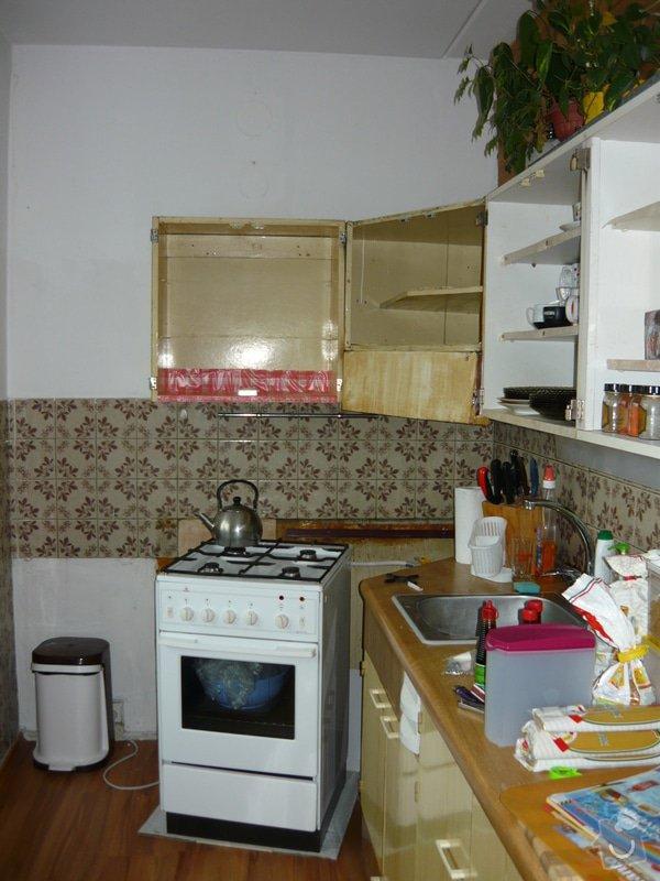 Rekonstrukce kuchyňské linky: P1000091