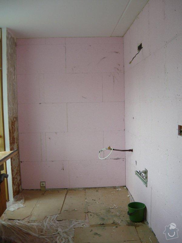 Rekonstrukce kuchyňské linky: P1000106