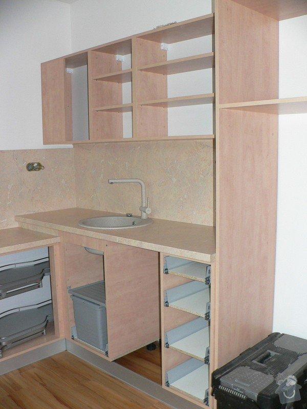 Rekonstrukce kuchyňské linky: P1270672
