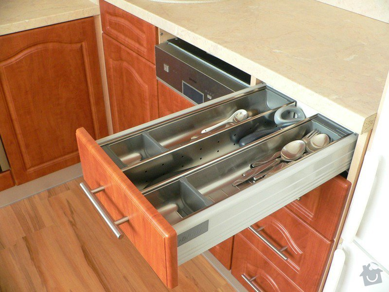Rekonstrukce kuchyňské linky: 7