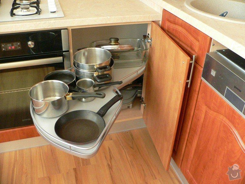 Rekonstrukce kuchyňské linky: 8