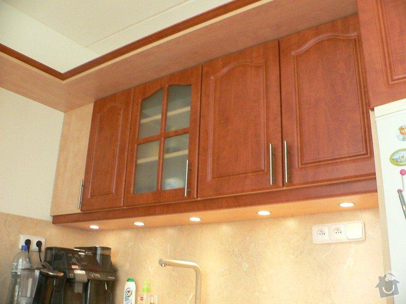 Rekonstrukce kuchyňské linky: 9