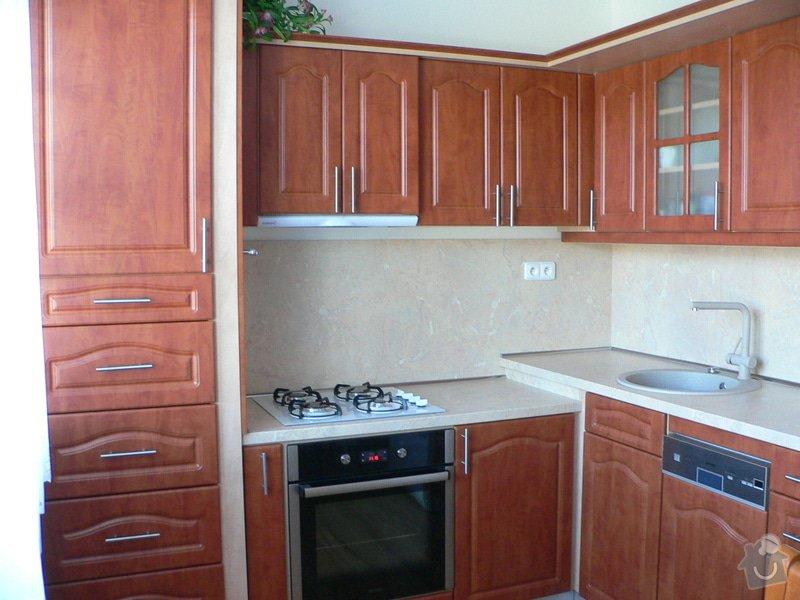 Rekonstrukce kuchyňské linky: P1300312