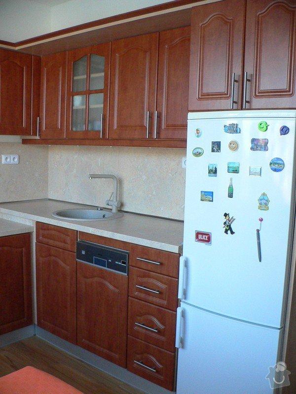 Rekonstrukce kuchyňské linky: P1300314