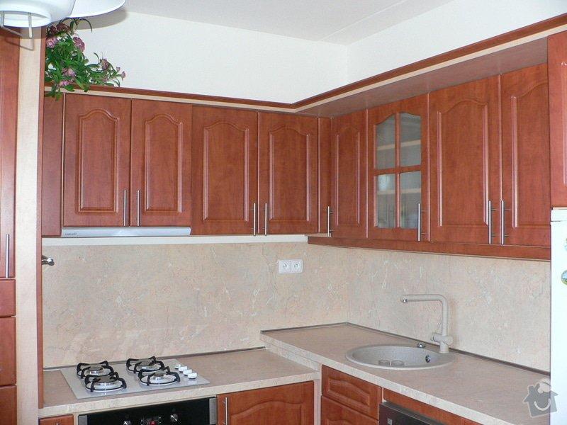Rekonstrukce kuchyňské linky: P1300318