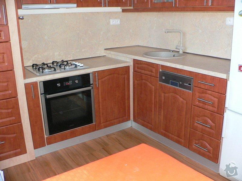 Rekonstrukce kuchyňské linky: P1300322
