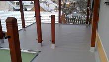 Izolace terasy