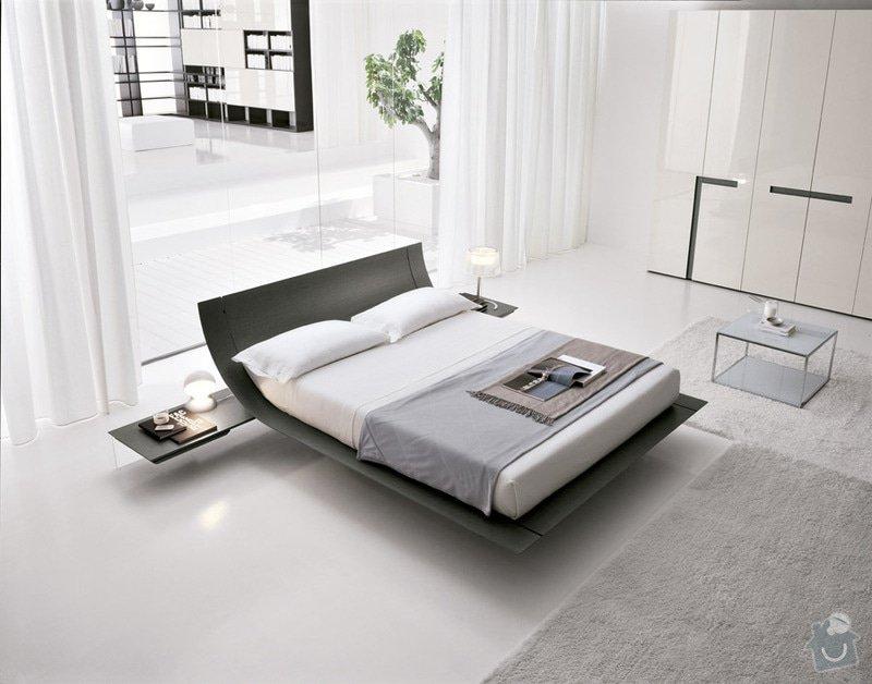 Výroba postele: PI0005PO_detail