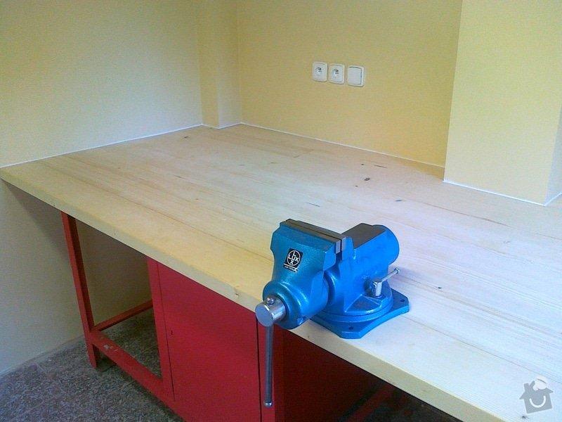 Pracovní deska, dveře do stodoly: 01102011187