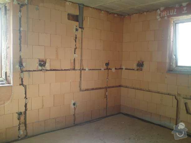Kompletní elektroinstalace v rodinném domě: DSC00456