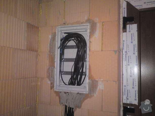 Kompletní elektroinstalace v rodinném domě: DSC00457