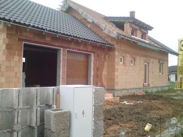 Kompletní elektroinstalace v rodinném domě: DSC00462