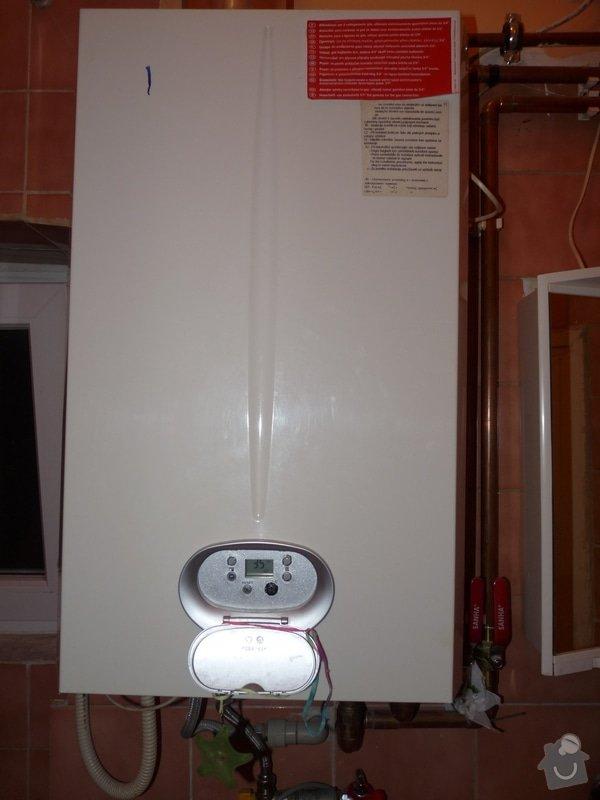 Snížení stropů v koupelně sádrokartonem: P1020787