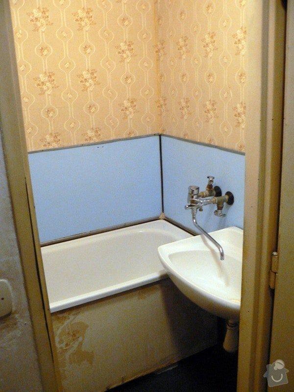 Rekonstrukce bytového jádra v bytě 2+1, 3. NP: P1030651_R