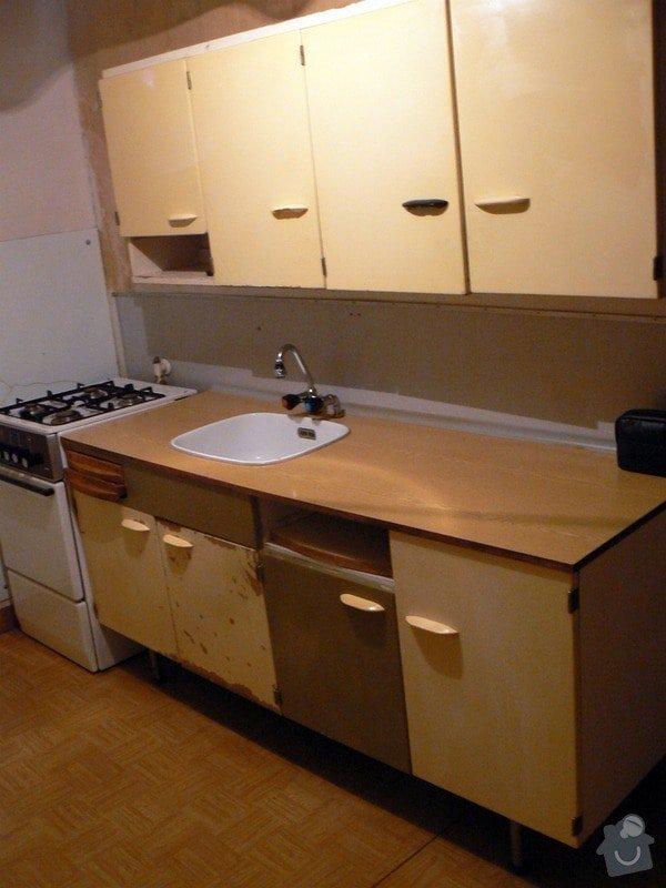 Rekonstrukce bytového jádra v bytě 2+1, 3. NP: P1030655_R