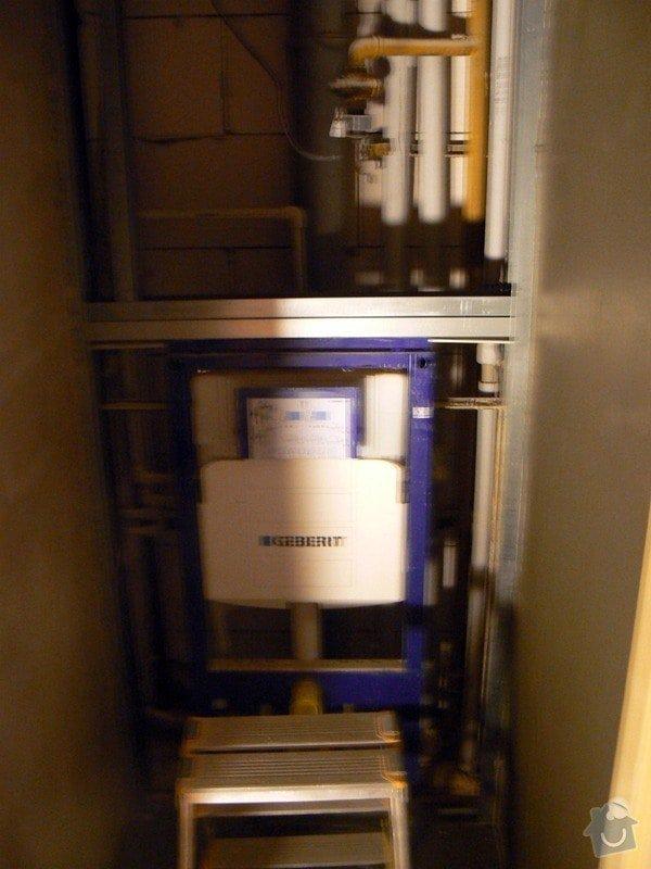 Rekonstrukce bytového jádra v bytě 2+1, 3. NP: P1030686_R