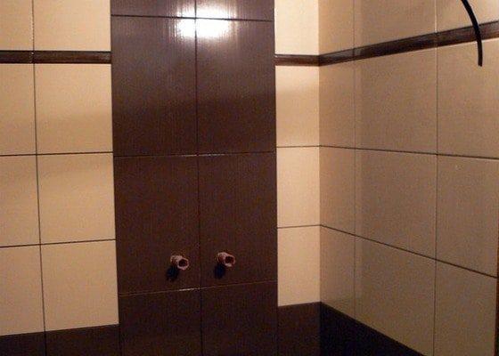 Rekonstrukce bytového jádra v bytě 2+1, 3. NP