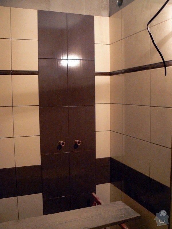 Rekonstrukce bytového jádra v bytě 2+1, 3. NP: P1030688_R