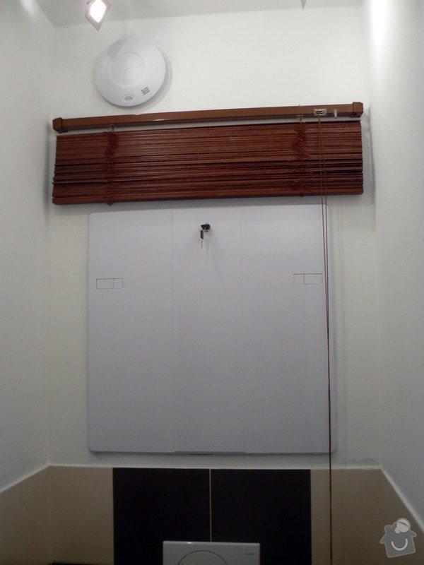 Rekonstrukce bytového jádra v bytě 2+1, 3. NP: P1030717_R