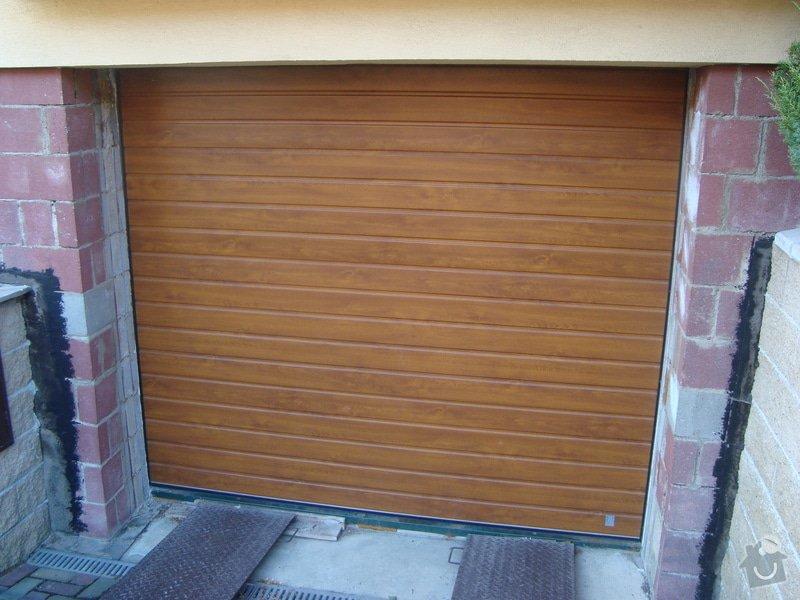 Garážová vrata: DSC00552