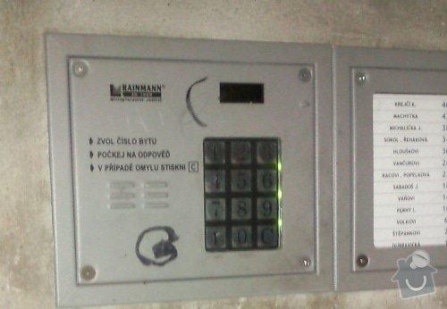 Vybudování domácích telefonů v domě: rainmann