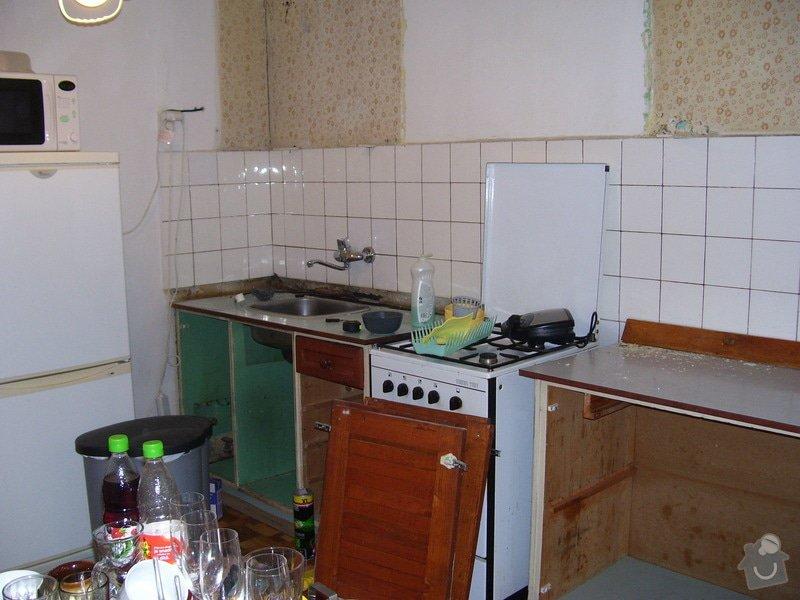 Rekonstrukce kuchyně: 100_4213