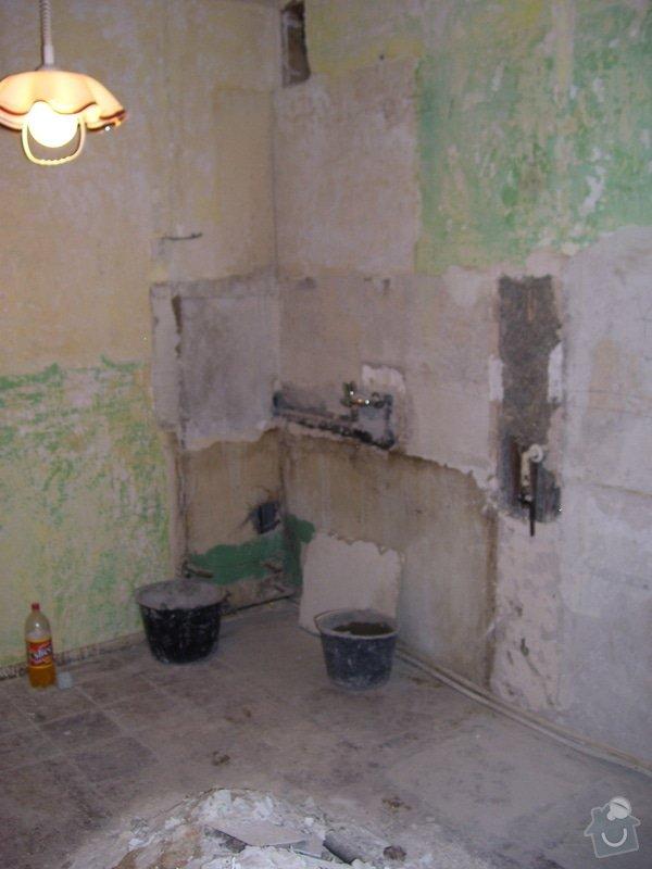 Rekonstrukce kuchyně: 100_4223