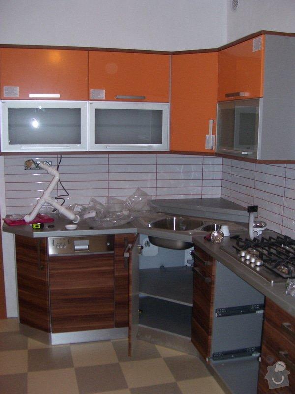 Rekonstrukce kuchyně: 100_4266