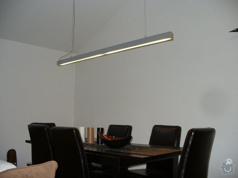 Kompletni interierove osvetleni do rodinneho domu: P1050875