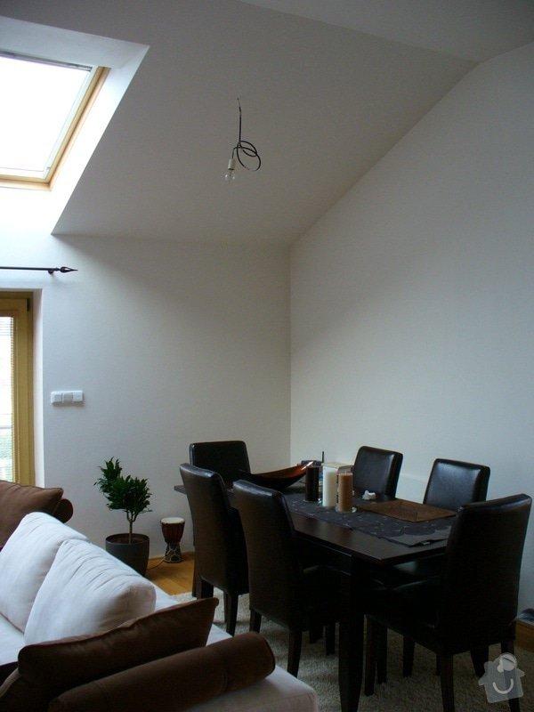 Kompletni interierove osvetleni do rodinneho domu: P1050857
