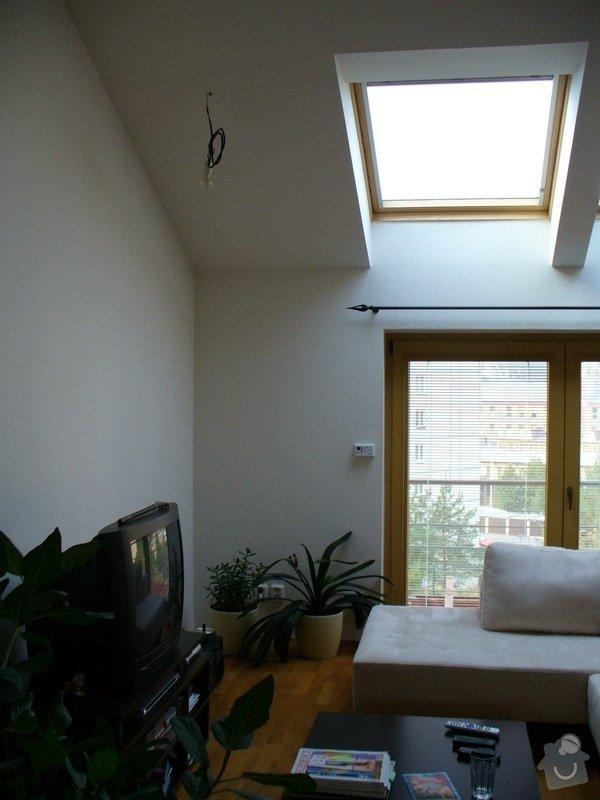 Kompletni interierove osvetleni do rodinneho domu: P1050858