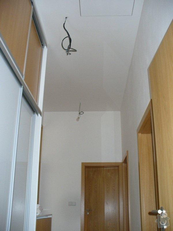 Kompletni interierove osvetleni do rodinneho domu: P1050859