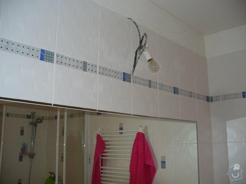 Kompletni interierove osvetleni do rodinneho domu: P1050861