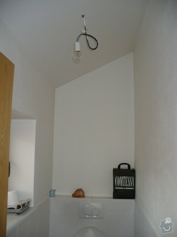 Kompletni interierove osvetleni do rodinneho domu: P1050862