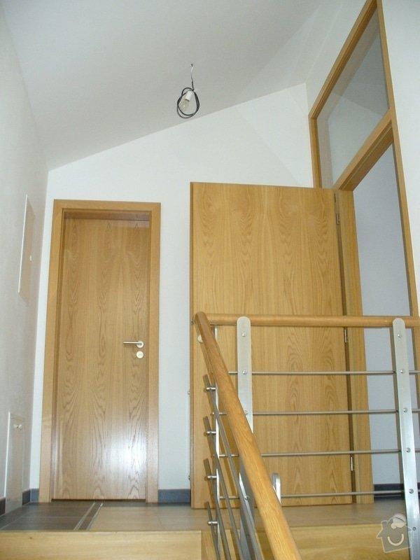 Kompletni interierove osvetleni do rodinneho domu: P1050863