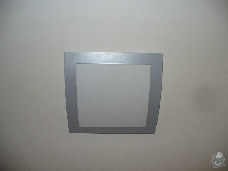 Kompletni interierove osvetleni do rodinneho domu: P1050869