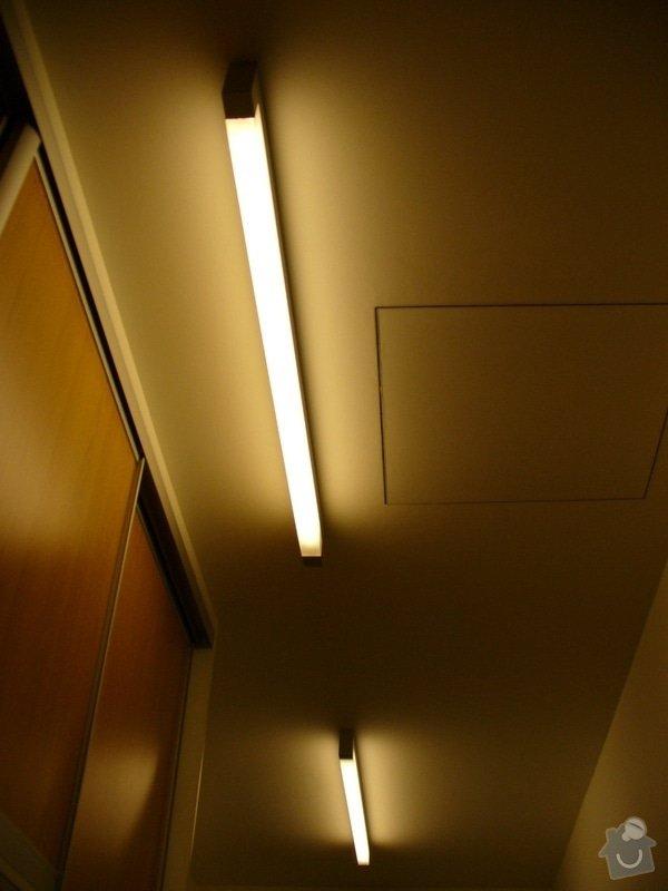 Kompletni interierove osvetleni do rodinneho domu: P1050871