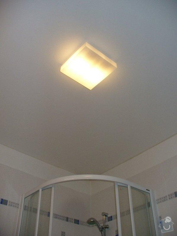 Kompletni interierove osvetleni do rodinneho domu: P1050872