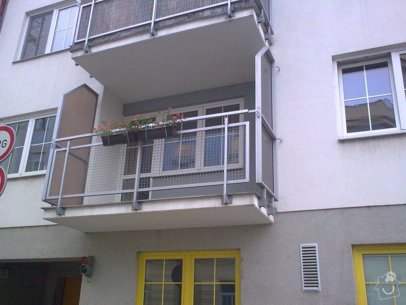 Přestavba balkonu na zimní zahradu: Image0315