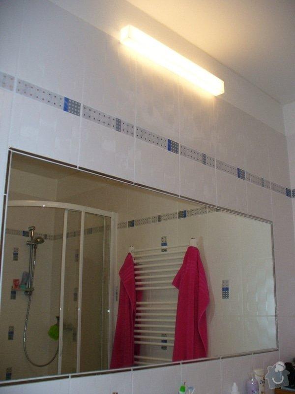 Kompletni interierove osvetleni do rodinneho domu: P1050873