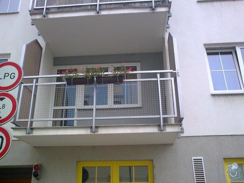Přestavba balkonu na zimní zahradu: Image0316