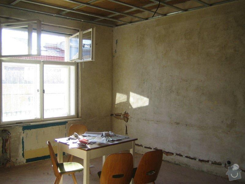 Generální rekonstrukce bytu v činžovním domě: IMG_5851