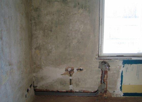 Generální rekonstrukce bytu v činžovním domě