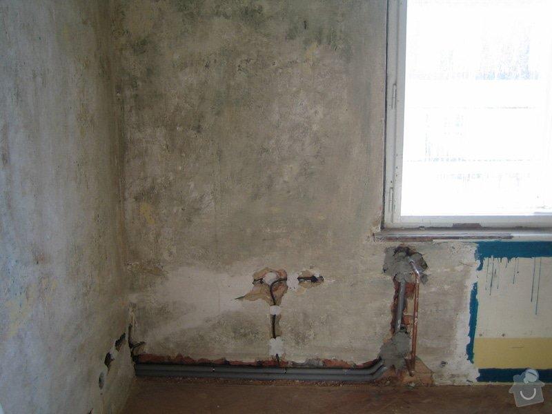 Generální rekonstrukce bytu v činžovním domě: IMG_5852