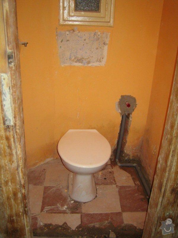 Generální rekonstrukce bytu v činžovním domě: IMG_5857