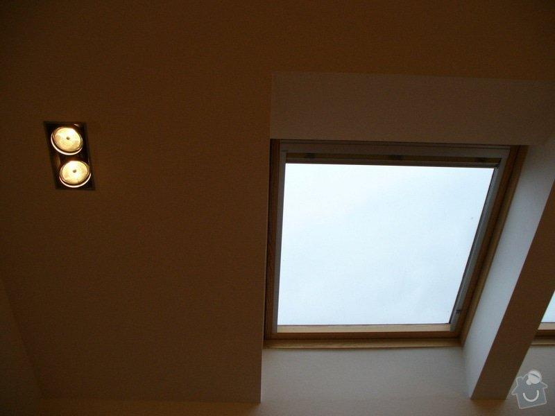Kompletni interierove osvetleni do rodinneho domu: P1050876