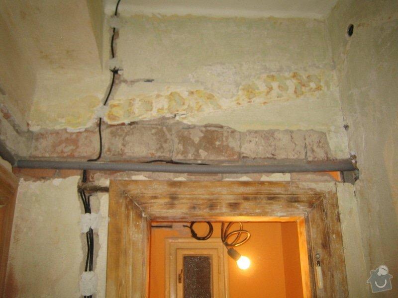 Generální rekonstrukce bytu v činžovním domě: IMG_5860