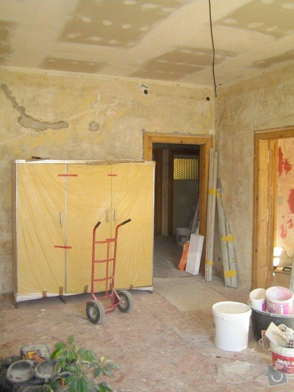 Generální rekonstrukce bytu v činžovním domě: IMG_6123